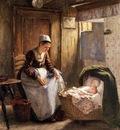 Neuhuys Johannes Albert Motherly care Sun