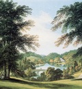 Nicholson Francis View on Stourhead Sun