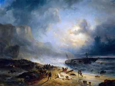 Nuyen Wijnandus Shipwreck Sun
