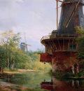 Nuyen Wijnand The Mill Sun