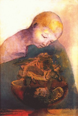 redon chalice of becoming