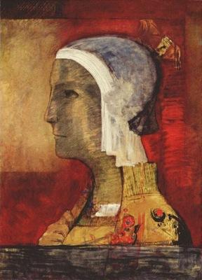 redon symbolic head