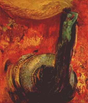 redon the green death after