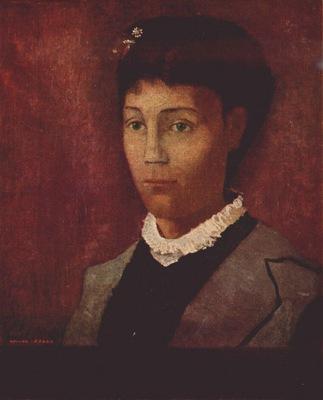 redon portrait of mme redon