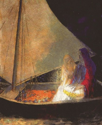 redon the boat