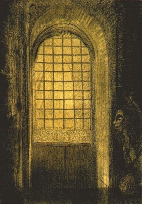 redon the window c1894