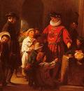 ONeill George Bernard Children At The Tower