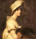Owen William Portrait Of Dorothy Westmacott