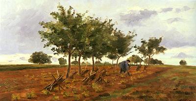Paal Laszlo In The Fields