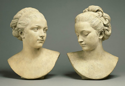 Pajou Augustin Ideal Female Heads