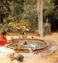 Panizo Ricardo Brugada y The Flower Garden