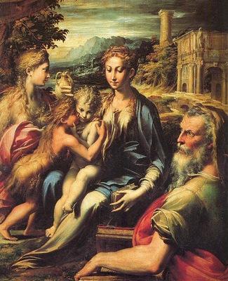 parmigianino italian, 1503 1540