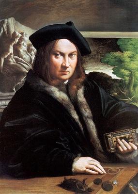 parmigianino italian, 1503