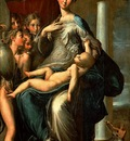 Parmigianino Madonna of the Long Neck 1534 Oil on wood 219 x