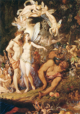 kb Paton The Reconciliation of Oberon and Titania2