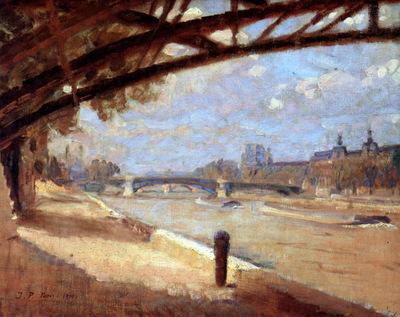 Paulsen Julius Under the bridge Sun