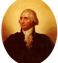 Peale Rembrandt Portrait Of George Washington