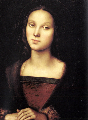 Perugino Mary Magdalen