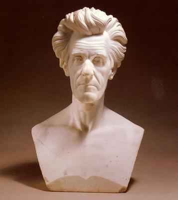 Pettrich Ferdinand Bust Of Andrew Jackson
