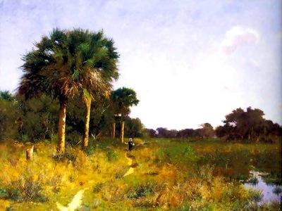 midwinter florida william lamb picknell 1894 fl art csg006