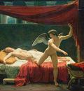 Picot Francois Eduoard L Amour et Psyche