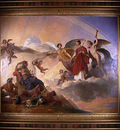 Picot Francois Eduoard L Etude et le Genie devoilent l antique Egypte a la Grece