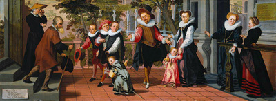 Pietersz Pieter Poor parents, rich children Sun