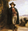 Pils Isidore Alexandre Augustin The Shepherd Boy