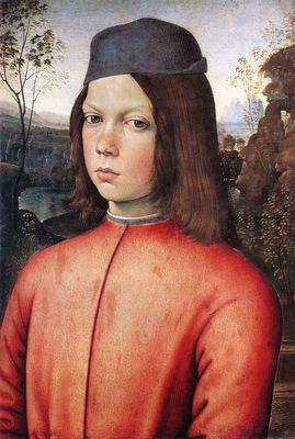 pinturicchio ritratto di ragazzo