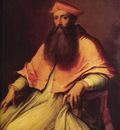 Piombo Portrait of Cardinal Reginald Pole