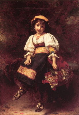 Piot The FLower Seller