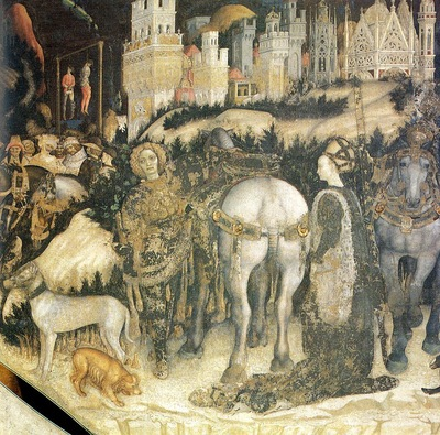 pisanello italian, 1395