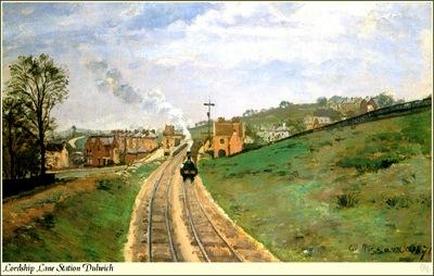 Republica SWD 033 Camille Pissarro Lordshp Lane Stat Dulwich