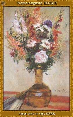 po par 042 roses dans un vase