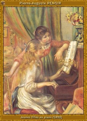 po par 227 jeunes filles au piano