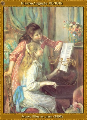 po par 228 jeunes filles au piano