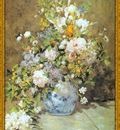 po par 008 le bouquet de fleurs