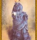 po par 057 la parisienne la dame en bleu