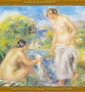po par 298 femmes nues dans un paysage femmes au bain