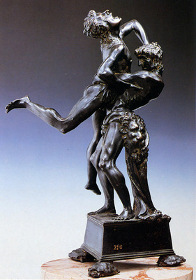 Pollaiuolo del Antonio Hercules and Antaeus