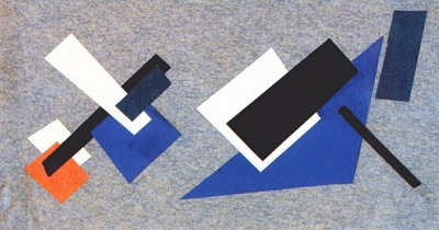 popova suprematist design for embroidery workshop
