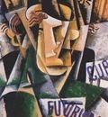 popova futurist portrait