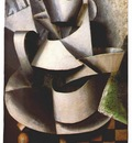 popova jug on table plastic painting