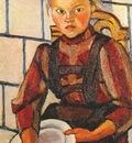 popova portrait of the artists sister 1908