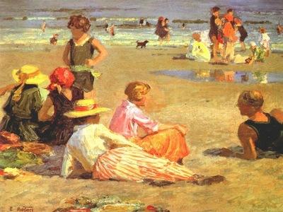 potthast manhattan beach c1919