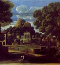 POUSSIN THE ASHES OF PHOCION COLLECTED BY HIS WIDOW 1648 MER