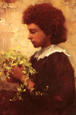 Pratt William The Little Gardener