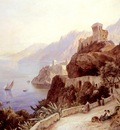 Preller Friedrich The Bay Of Salerno