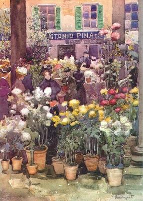 prendergast italian flower market
