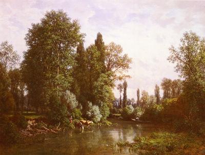 Pron Louis Hector La Seine